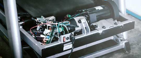 naprawa urządzeń wyposazenia silowni